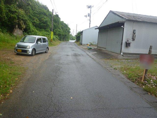 【前面道路含む現地写真】春野町東諸木