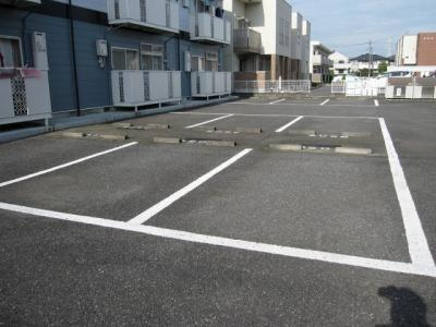 【駐車場】ディマンシュ・メゾン