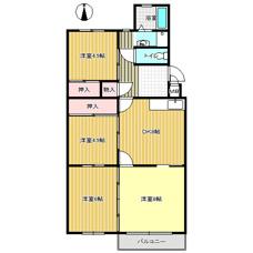 高丘台住宅3号棟の画像