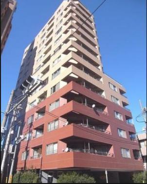 【外観】リシェ広尾