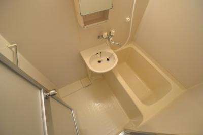 【浴室】ポテトハウス