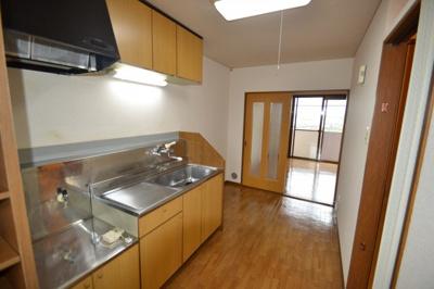 【キッチン】ポテトハウス
