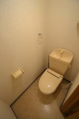【トイレ】キャロットハウス