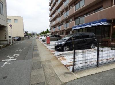 【駐車場】シティアガーデン甲府