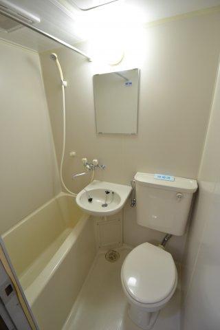 【浴室】ロフトインマツモト