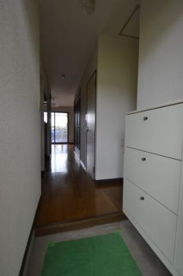 【玄関】ニューウイングJOY