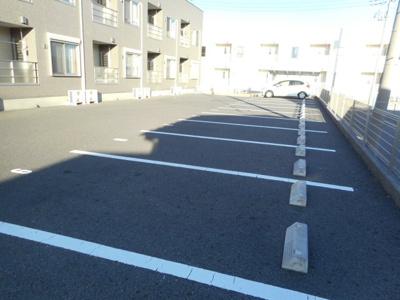 【駐車場】ヴィクトールⅥ