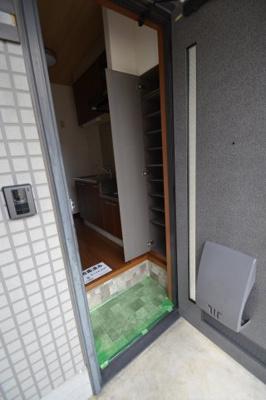 【玄関】グランドハーベストG