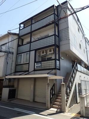 マンション白水 鉄筋コンクリート造 4階建
