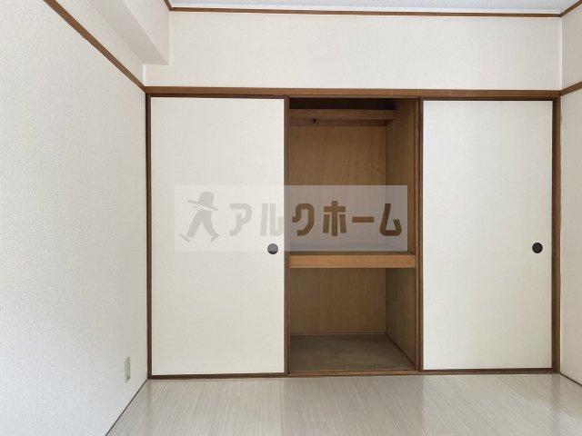 コーポ柏原 洋室② 収納