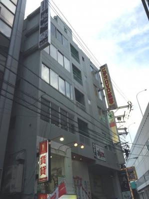 【外観】京橋駅前ビル