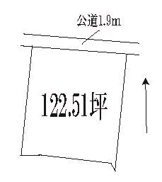 【土地図】元吉田町土地