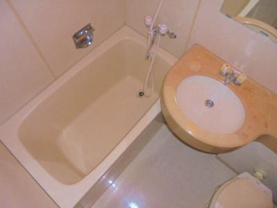 【浴室】丸一ビル