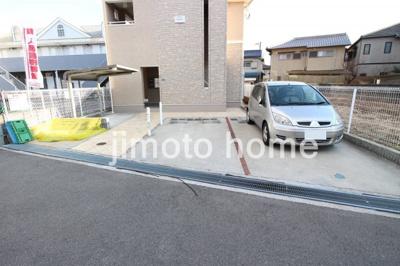 ヴィオーラ 平面駐車場