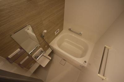 【浴室】ブルーノ篠原中