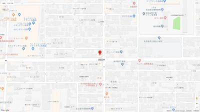 【地図】コーポ山田