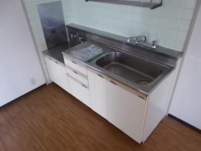 【キッチン】コーポ山田