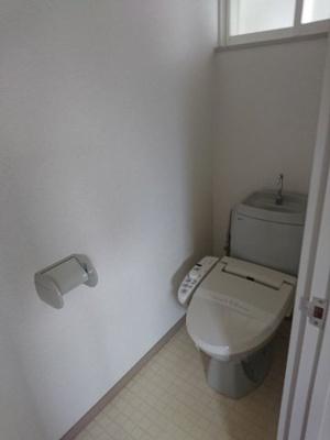 温水洗浄付トイレ☆