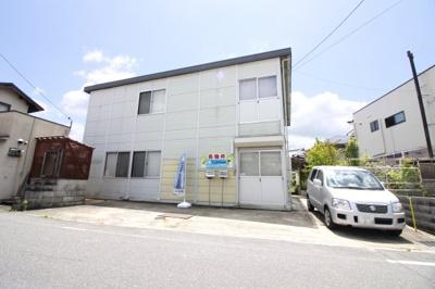 【外観】木津川市加茂町里東大間田 倉庫
