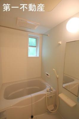 【浴室】ウッズ・スクエアーC