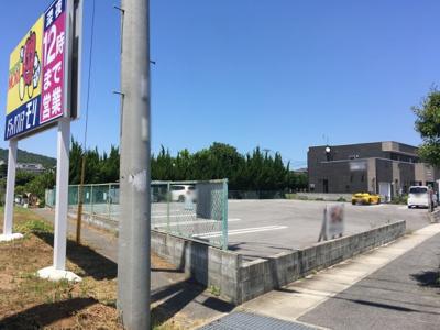 【外観】糠峰駐車場