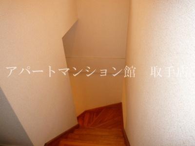 【内装】ウエストハウスA
