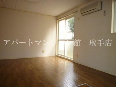 【洋室】ウエストハウスA