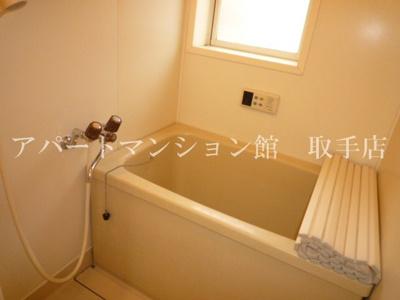 【浴室】ウエストハウスA