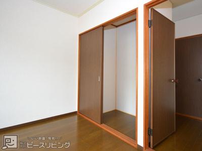 セジュール濱田※同室タイプの室内です