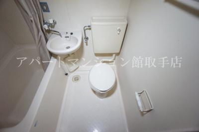【トイレ】ラフォーレ白山