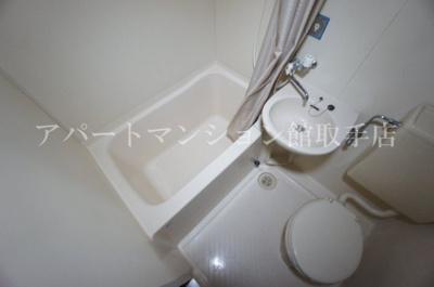 【浴室】ラフォーレ白山