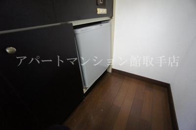 【キッチン】ラフォーレ白山