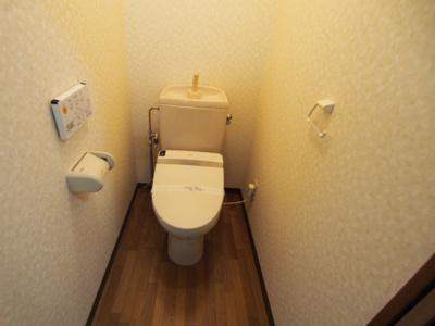 【トイレ】ピアホーム森
