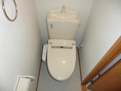 【トイレ】レオパレスターク