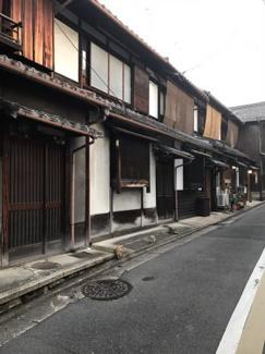 京都の町並み・雰囲気を感じることが出来ます。