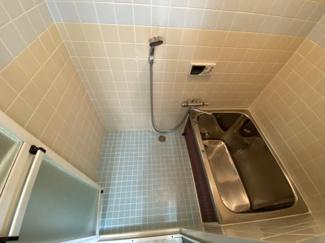 シャワーヘッド交換済!