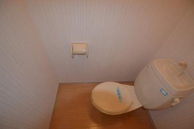 【トイレ】フォーブル元町A