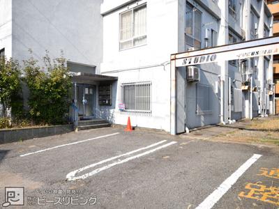 【駐車場】ステューディオ福島