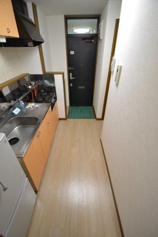 【キッチン】ロジュ城山
