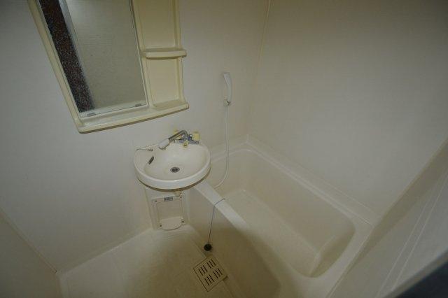 【浴室】ロジュ城山