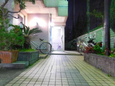 【エントランス】リーブル1番館
