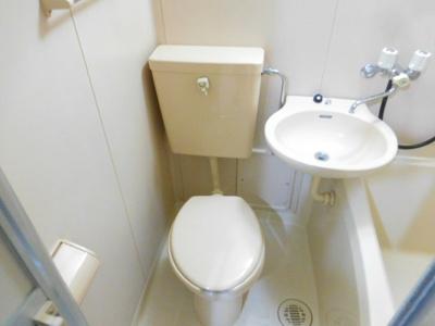 【トイレ】リーブル1番館