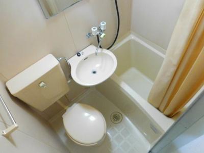 【浴室】リーブル1番館