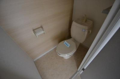【トイレ】サクセスハイツ