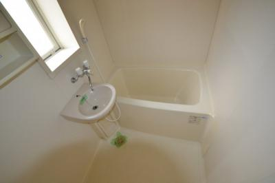 【浴室】ルナパレスⅡ