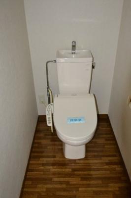 【トイレ】ルナパレスⅡ