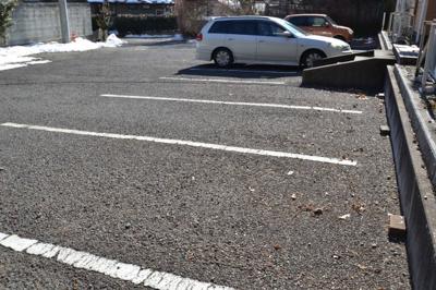 【駐車場】ロフティー トウハウス