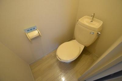 【トイレ】フォーブルセントラルA