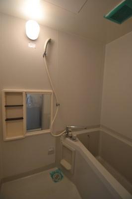 【浴室】フォーブルセントラルA
