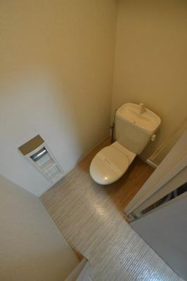 【トイレ】ディアス元町D